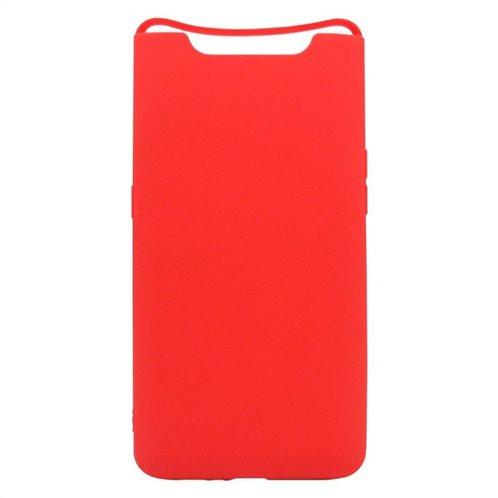 Soft TPU inos Samsung A805F Galaxy A80 S-Cover Red