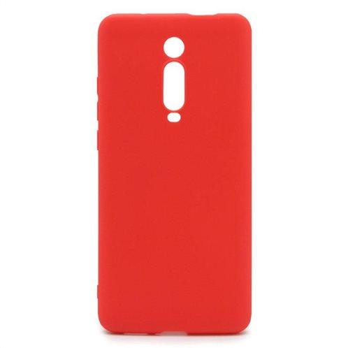Soft TPU inos Xiaomi Redmi K20 Pro S-Cover Red