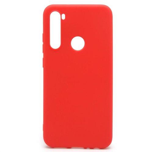 Soft TPU inos Xiaomi Redmi Note 8 S-Cover Red
