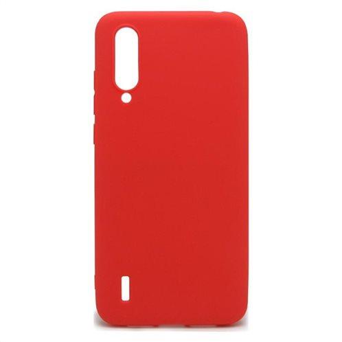 Soft TPU inos Xiaomi Mi 9 Lite S-Cover Red