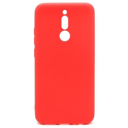 Soft TPU inos Xiaomi Redmi 8 S-Cover Red