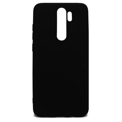 Soft TPU inos Xiaomi Redmi Note 8 Pro S-Cover Black