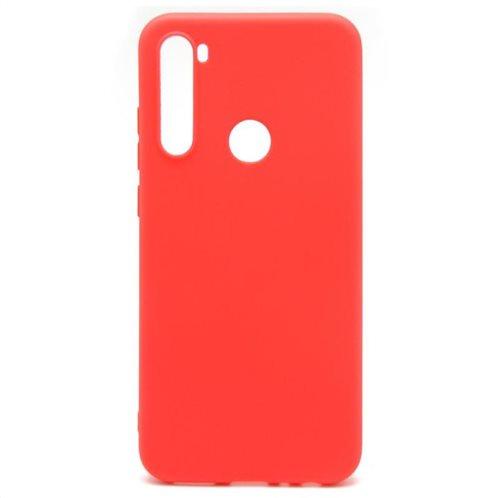 Soft TPU inos Xiaomi Redmi Note 8T S-Cover Red