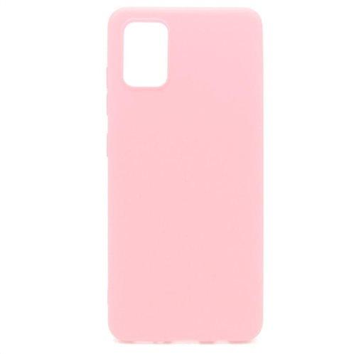 Soft TPU inos Samsung A515F Galaxy A51 S-Cover Pink