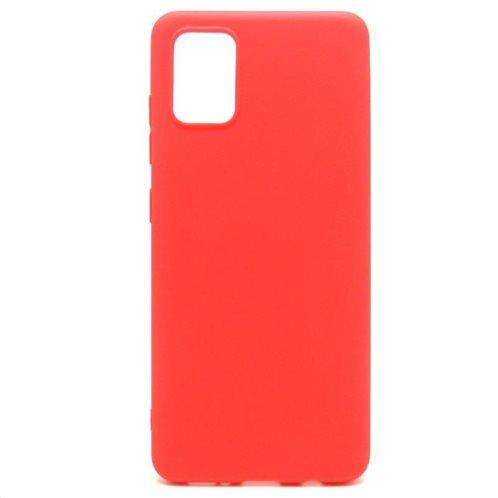 Soft TPU inos Samsung A515F Galaxy A51 S-Cover Red