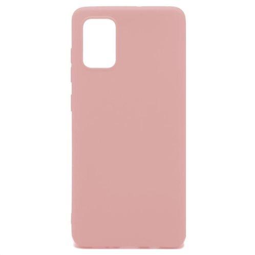 Soft TPU inos Samsung A715F Galaxy A71 S-Cover Pink