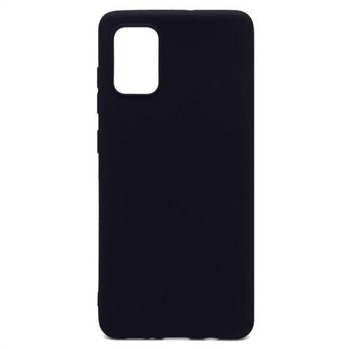 Soft TPU inos Samsung A715F Galaxy A71 S-Cover Blue