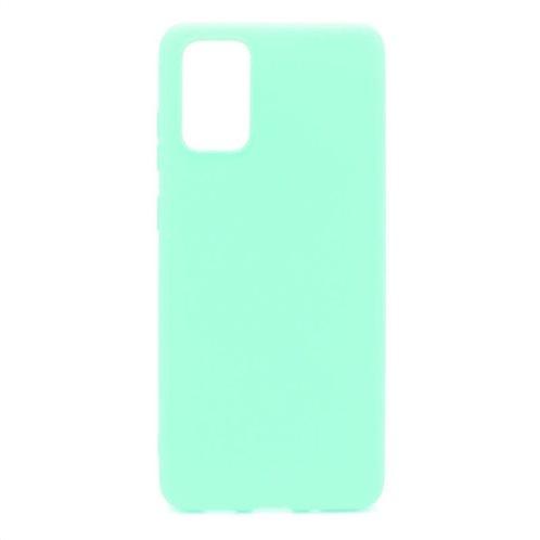 Soft TPU inos Samsung G985 Galaxy S20 Plus S-Cover Mint Green