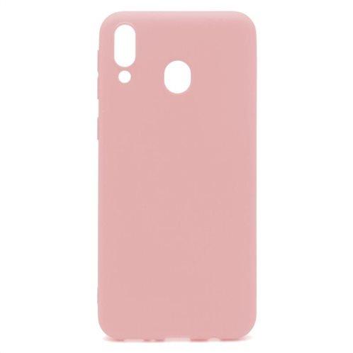 Soft TPU inos Samsung M205F Galaxy M20 S-Cover Pink