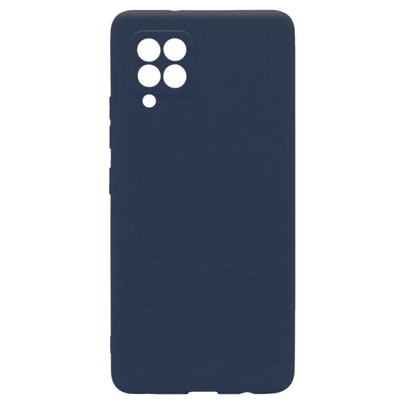 Θήκη Soft TPU inos Samsung A426B Galaxy A42 5G S-Cover Μπλε