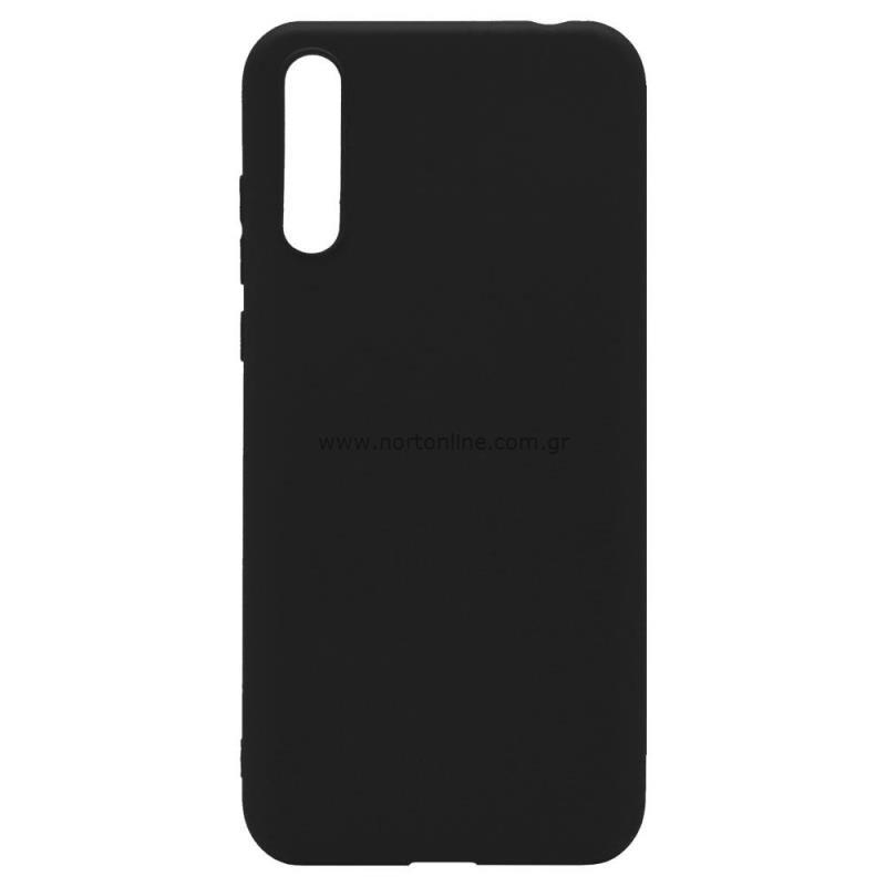 Θήκη Soft TPU inos Huawei P Smart S S-Cover Μαύρο