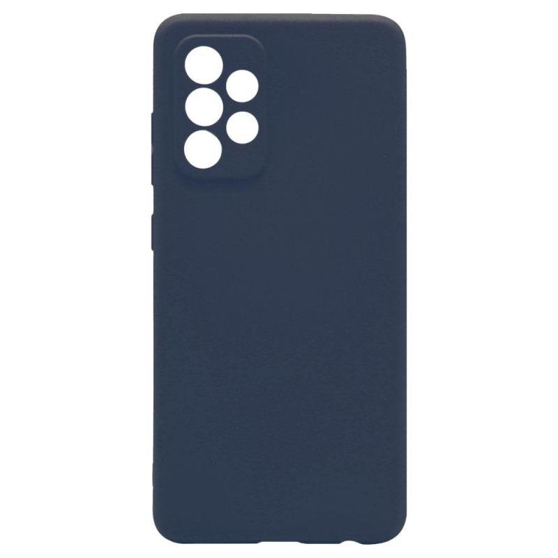 Θήκη Soft TPU inos Samsung A525F Galaxy A52 S-Cover Μπλε