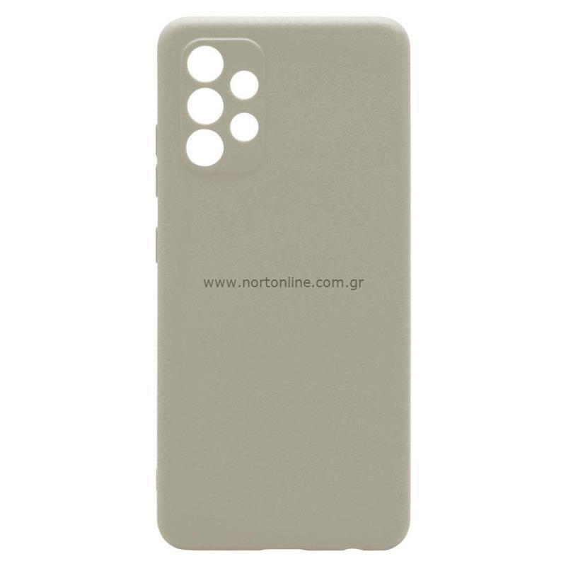 Θήκη Soft TPU inos Samsung A325F Galaxy A32 4G S-Cover Γκρι