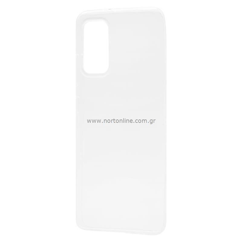 Θήκη TPU inos Samsung A325F Galaxy A32 4G Ultra Slim 0.3mm Διάφανο