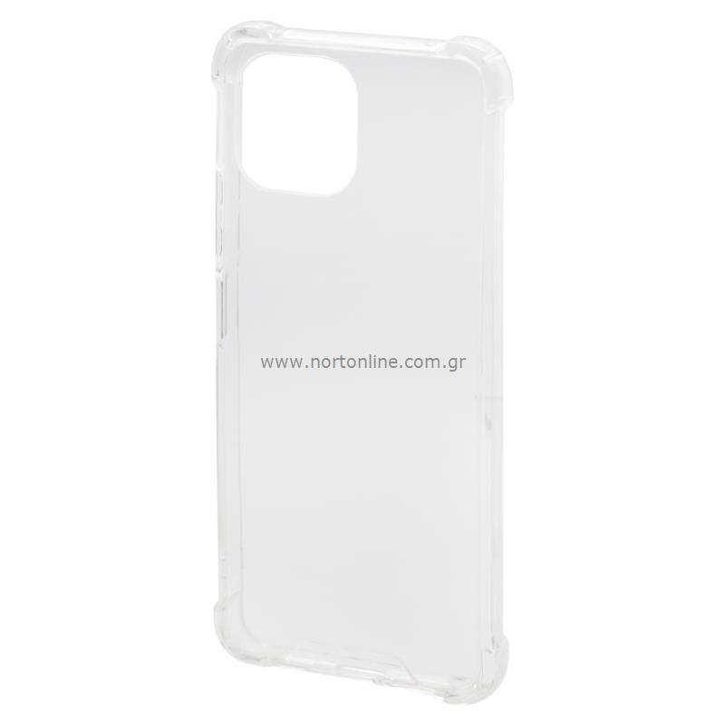 Θήκη TPU & PC Xiaomi Mi 11 Lite/ Mi 11 Lite 5G 5G Shock Proof Διάφανο