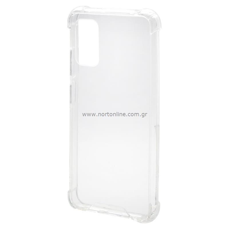 Θήκη TPU & PC Xiaomi Redmi Note 10 5G Shock Proof Διάφανο