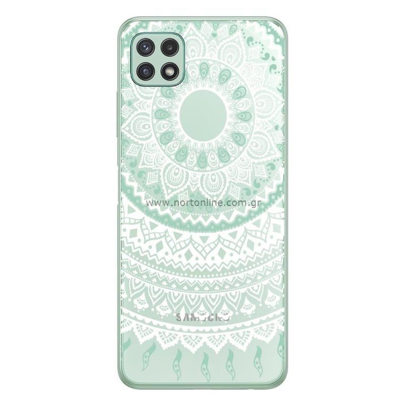 Θήκη TPU inos Samsung A226B Galaxy A22 5G Art Theme Dreamcatcher