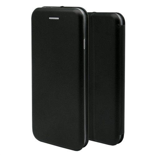 Θήκη Flip Book inos Xiaomi Redmi Note 7 Curved M-Folio Μαύρο