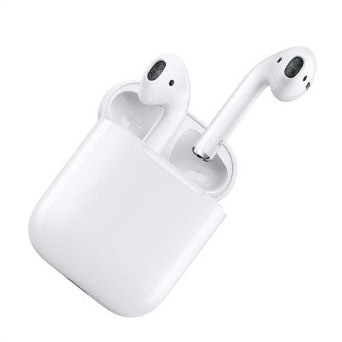 Ασύρματα Ακουστικά Bluetooth Earbuds Microdia earXaudio AP5 X.Power 1500mAh Λευκό