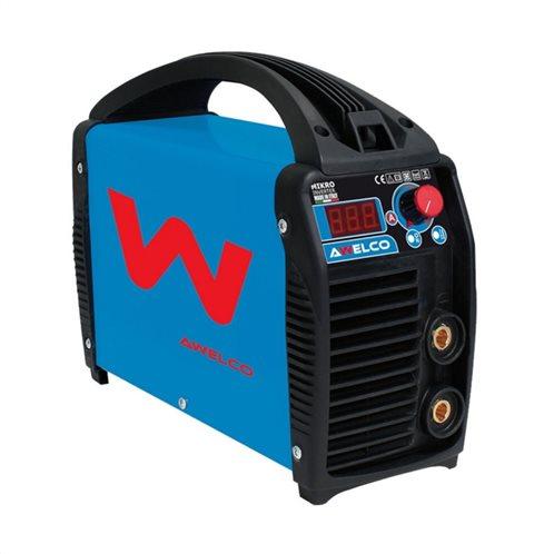 AWELCO MIKRO 144 Ηλεκτροκόλληση Inverter 125Α