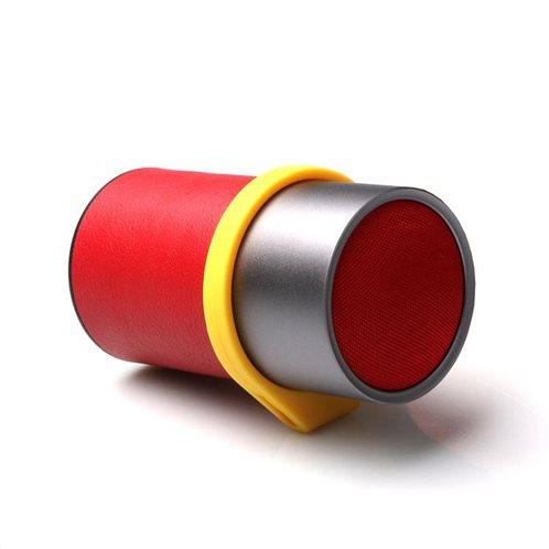 Φορητό Ηχείο Bluetooth Puridea i6 3W Κόκκινο