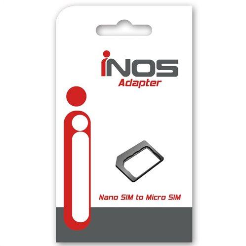 Αντάπτορας inos Nano SIM σε Micro SIM