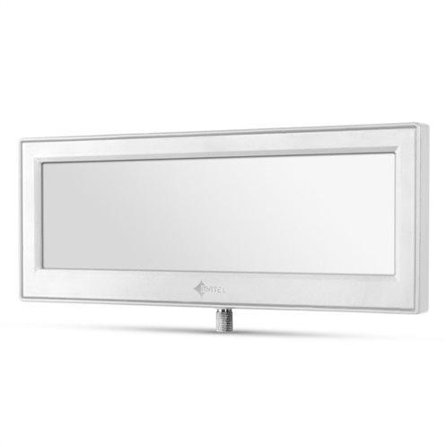 MATEL Εξωτερική κεραία τηλεόρασης, νέου τύπου, για επίγειο ψηφιακό σήμα.   AN DIGITAL-5G WHITE