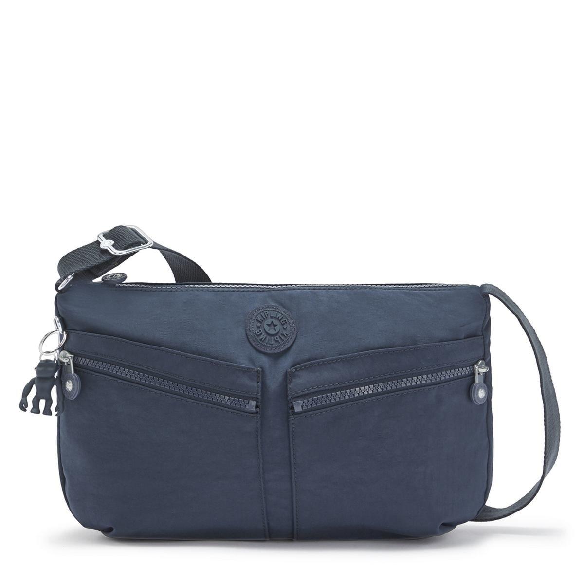 Kipling Τσάντα Ώμου - Body 33x23x12cm Izellah Blue