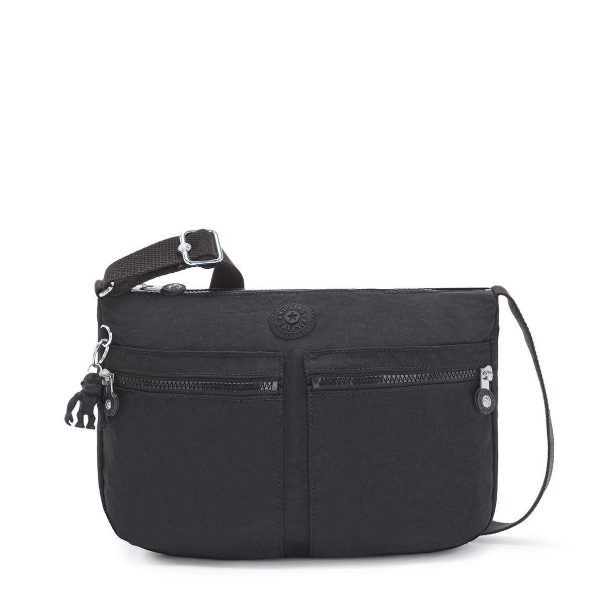 Kipling Τσάντα Ώμου - Body 33x23x12cm Izellah Black