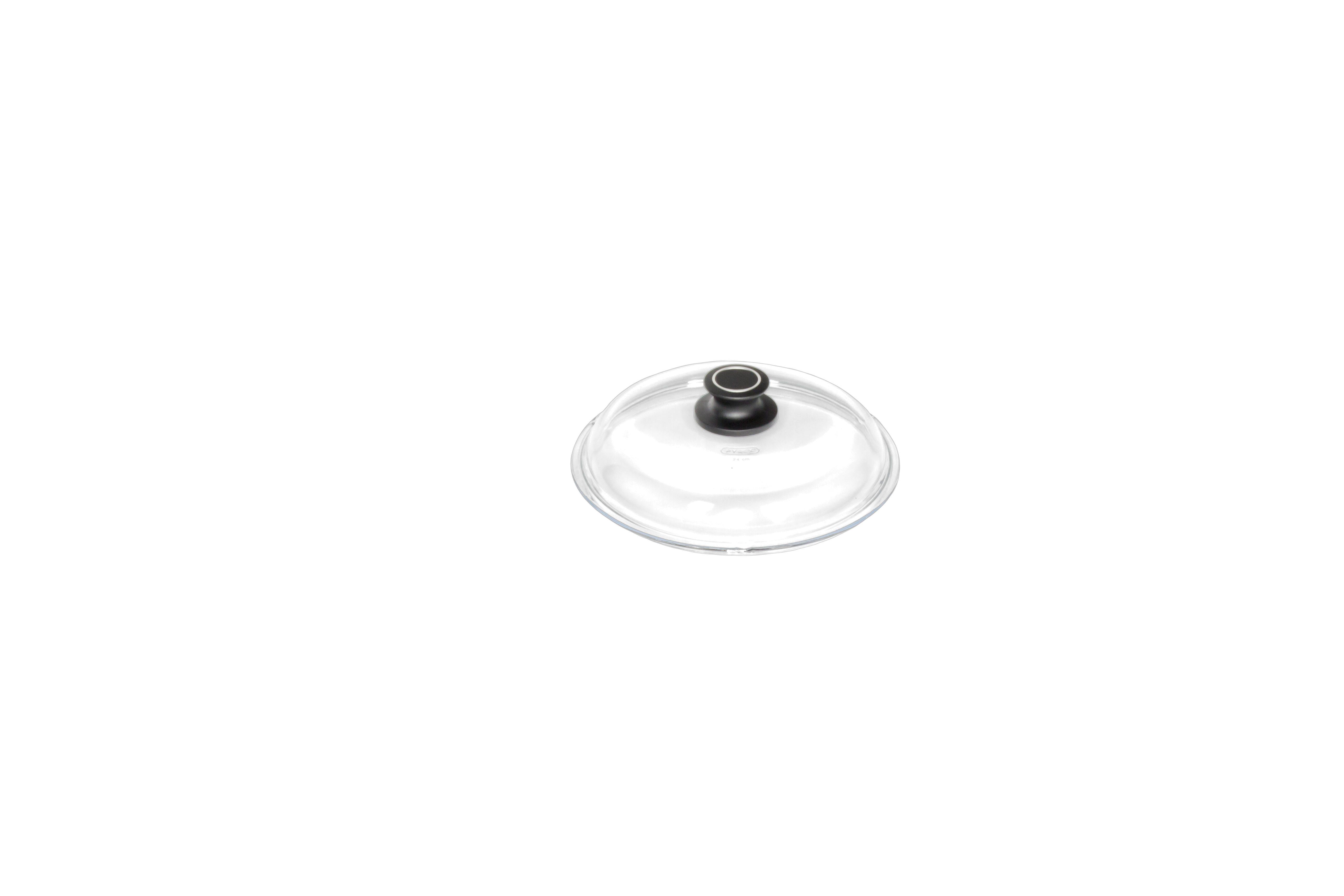 AMT WORLD S BEST PAN Καπάκι Γυάλινο 24cm  - 024-E