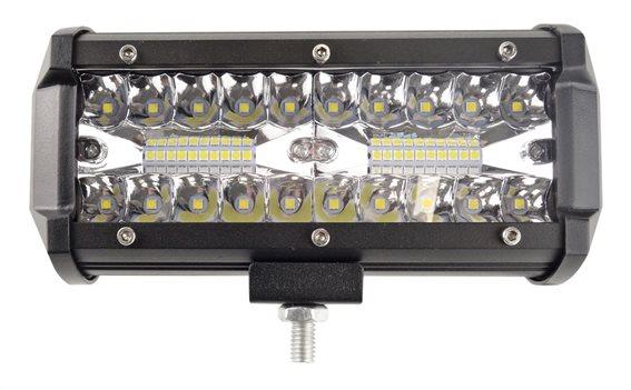 LED προβολέας οχημάτων AWL19 COMBO 9-36V 74x63mm μαύρος