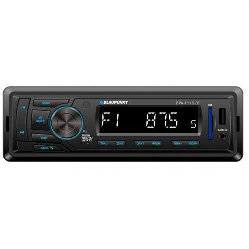 BLAUPUNKT BPA1119BT Radio/ USB/ BT