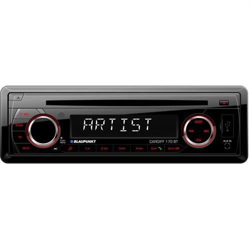 Blaupunkt Radio CD Bluetooth Cardiff 170 BT Car Audio