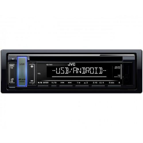 JVC KD-T401 Radio CD/USB/Aux Vario Color