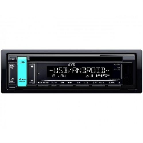 JVC Radio-CD/ USB Αυτοκινήτου Vario KD-R491