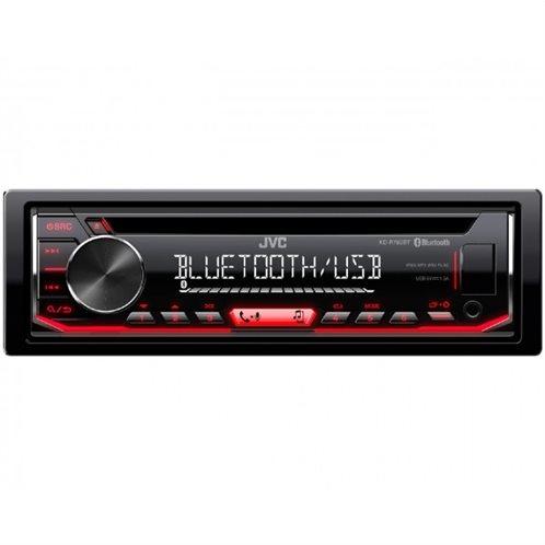 JVC Radio-CD/USB Αυτοκινήτου Bluetooth KD-R794BT