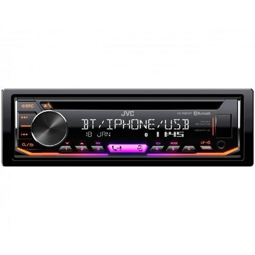 JVC Radio-CD Αυτοκινήτου Bluetooth Vario KD-R992BT