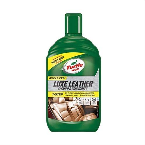 Turtle Wax Καθαριστικό/μαλακτικό δέρματος FG7631 Luxe Leather Cleaner & Conditioner 500ml