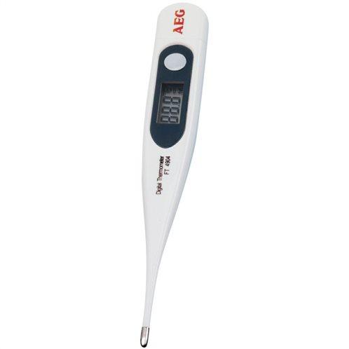 AEG Ψηφιακό θερμόμετρο σώματος, με ένδειξη αποτελέσματος σε λιγότερο από 90sec.  FT 4904