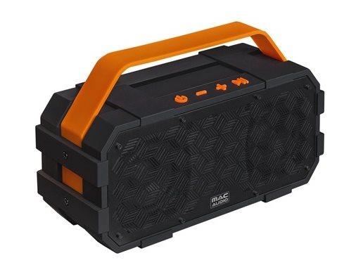 Mac Audio Αδιάβροχο Φορητό Ηχείο Bluetooth BT Wild 801