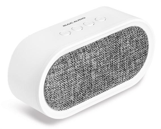 Mac Audio BT Style 3000 Φορητό Ηχείο Bluetooth Λευκό