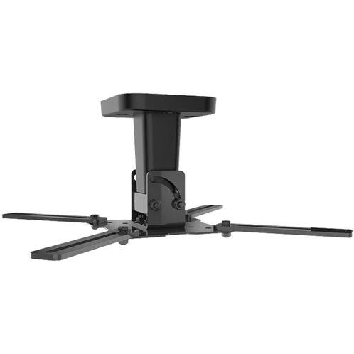 MELICONI Βάση οροφής για projector, σε μαύρο χρώμα.  MELICONI PRO 100 BLACK