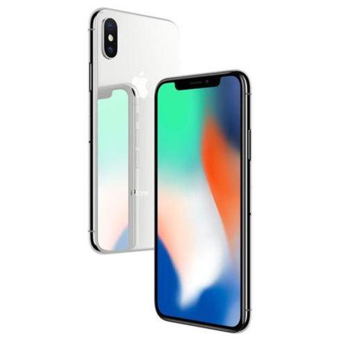 Apple iPhone X 64GB Ασημί Smartphone