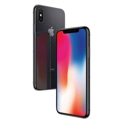 Apple iPhone X 256GB Σκούρο Γκρι Smartphone
