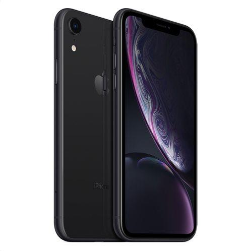 Apple iPhone XR 128GB Μαύρο Smartphone