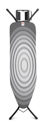 BRABANTIA Σιδερώστρα Titan Oval 124x38cm - 080.1038/41