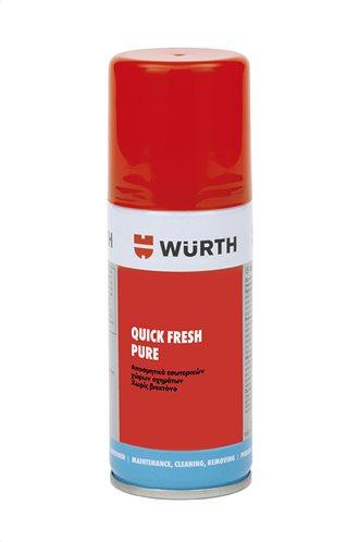 Würth Quick Fresh Pure Αποσμητικό Κλιματιστικού 100ML
