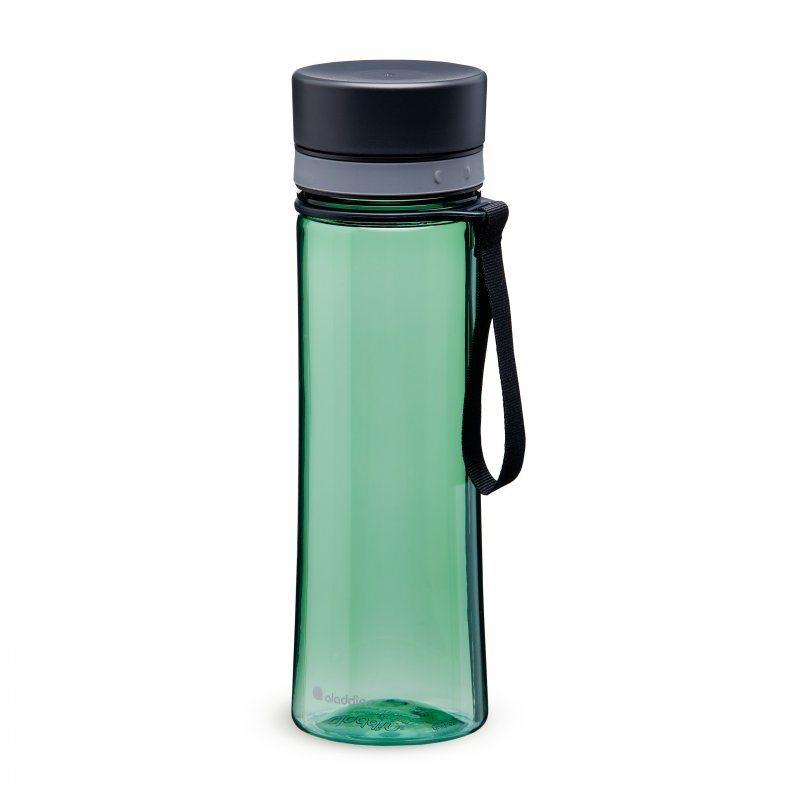 Aladdin Πλαστικό Παγούρι Aveo Πράσινο Aveo 0.6lt BPA Free