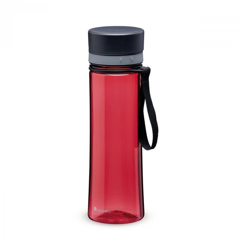 Aladdin Πλαστικό Παγούρι Αveo Κόκκινο 0.6lt BPA Free