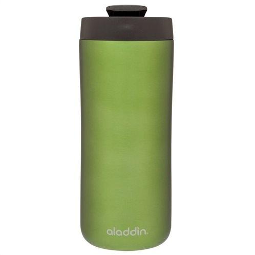 Aladdin Κούπα θερμομονωτική ανοξείδωτη 0.35lt πράσινη Vacuum